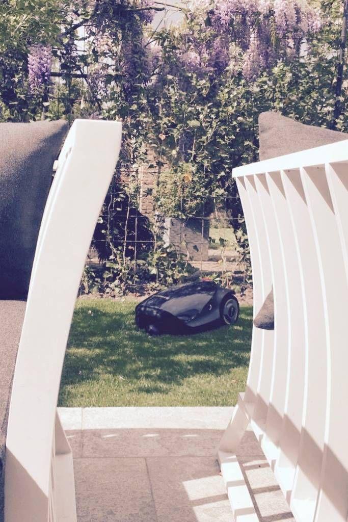 Een schitterend gazon met behulp van de Robomow MC300 - Omnimatic #tuin #genieten #grasmaaien #robotmaaier
