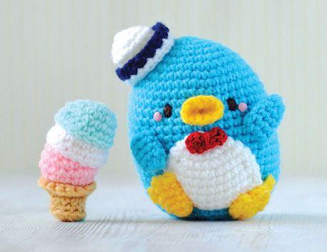 Tuxedosam Amigurumi: Hello Kitty Crochet Pattern