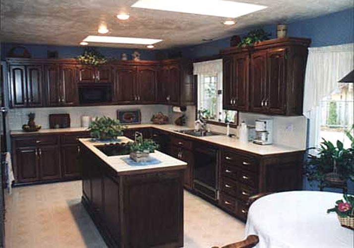 Best My Oak Cabinets Will Look Like This When I Refinish Them 640 x 480