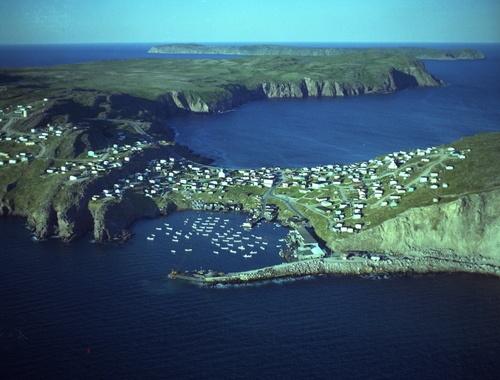 Bay De Verde Newfoundland, Canada