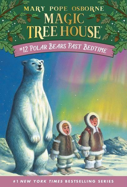 Polar Bears Past Bedtime by Mary Pope Osborne (3rd grade)
