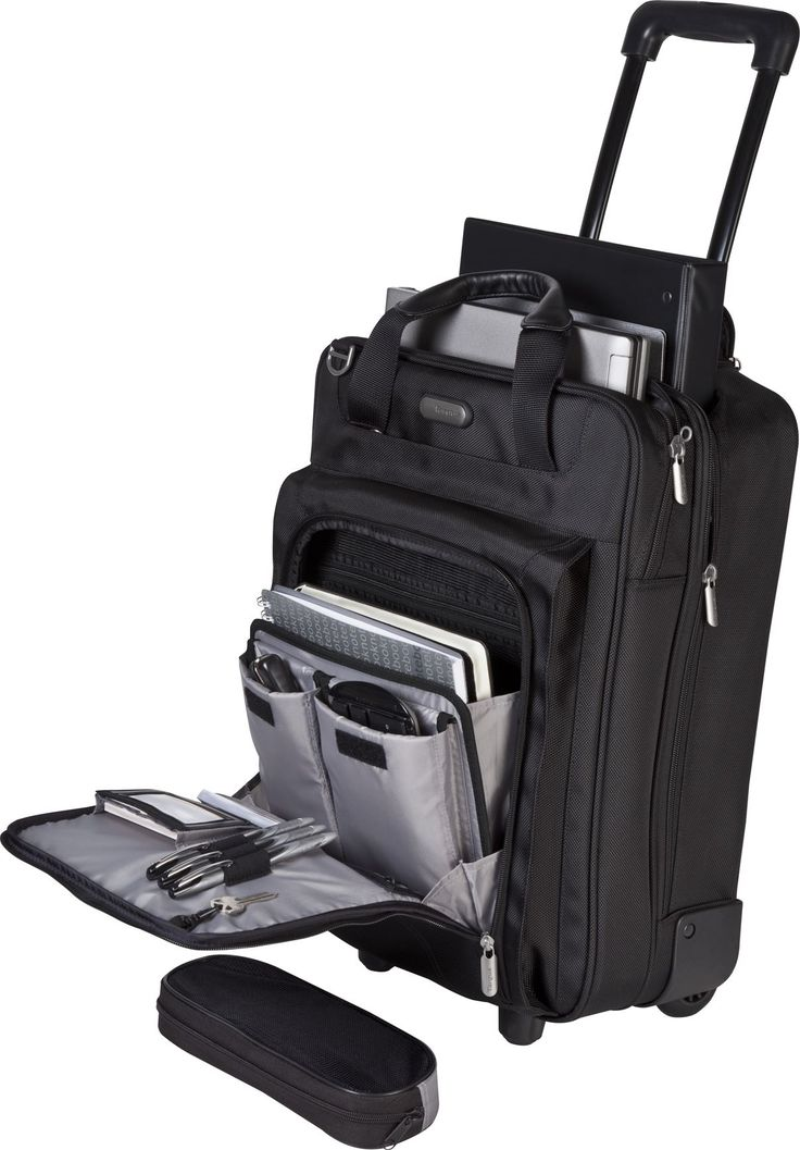Picture Of 17 Corporate Traveler Vertical Rolling Laptop