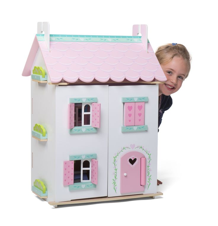 Le Toy Van Sweetheart Cottage (With Furniture)