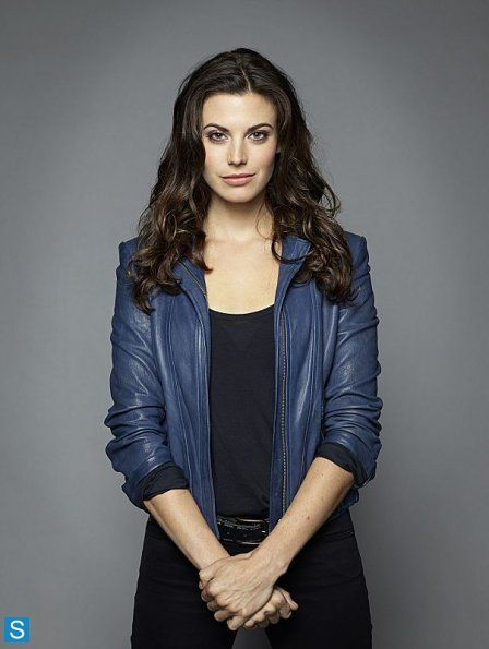 Meghan Ory stars as as Riley Neal in INTELLIGENCE on the CBS Television Network.
