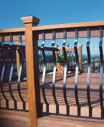 deck railing ideas | if you are searching for affordable and attractive deck railing ideas ...