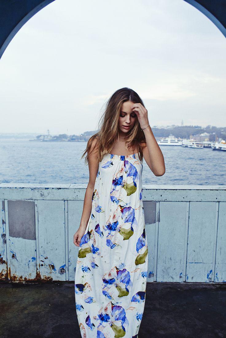 MOS MOSH // Orchid Dress