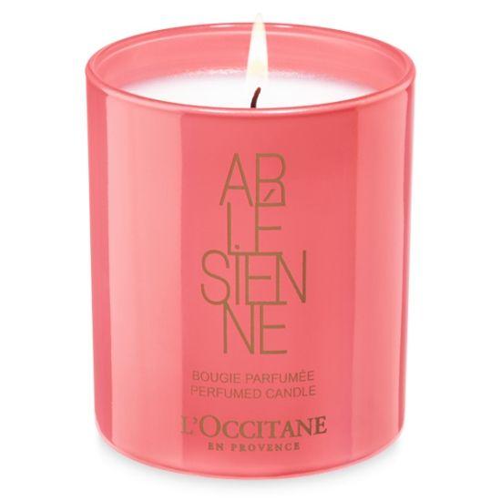 샤프란, 로즈, 바이올렛 3가지 꽃의 조화로운 블렌딩이 만들어내는 매력적인 향의 캔들! #엘롯데 #록시땅 #홀리데이 #아를레지엔느 #캔들 #l'occitane #arlesienne #candle