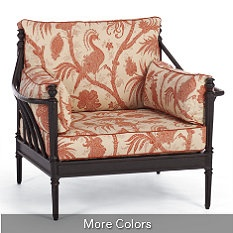 outdoor patio chair from frontgate- WANT WANT