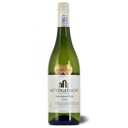 #Sauvignon Blanc - #Altydgedacht #Jahrgang 2015, trockener #Weißwein aus #Südafrika. Optimal zu Vorspeisen aller Art und Fischgerichten. #Weinkultur #Weingenuss #Weinkenner