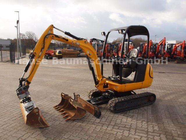 JCB 8020 (2,1 т), строительная техника Мини-экскаваторы в Гамбурге / Браак купить подержанные autoscout24 Грузовики