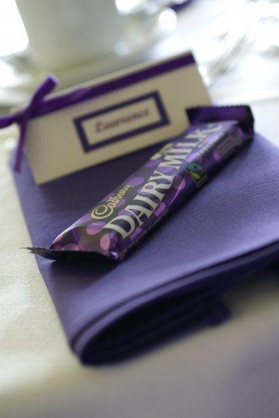 cadbury purple wedding colors - Google Search