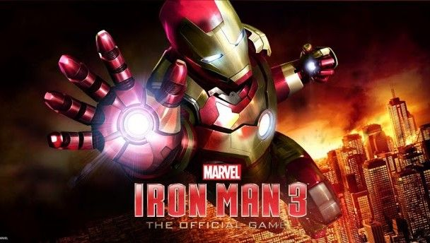 Gameloft lanzo el juego oficial de Iron Man 3 para iOS y Android.