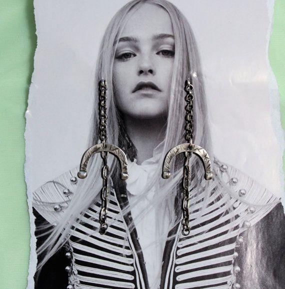 Original Drop & Dangle Earrings//  Sterling  Silver by SilverEdit