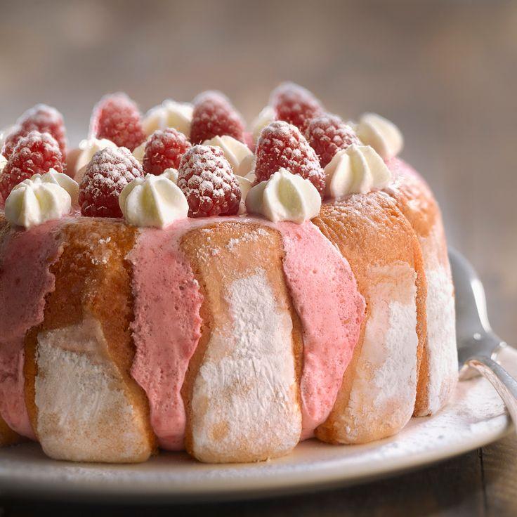 SUPERBE RECETTE JE CONSEILLE ET RE-CONSEILLE ... Découvrez la recette gâteau mousse de mascarpone, framboises et biscuits roses de reims sur Cuisine-actuelle.fr.