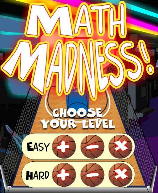 Top math mad minutes, math sites, math fact printables, math fact apps, math homeschool curriculum, and more!