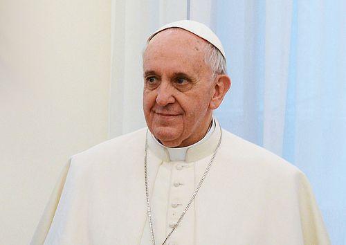 Papa Francisco em março de 2013, durante visita à presidenta Cristina Kirchner, na Argentina - Créditos: Casa Rosada/Argentina