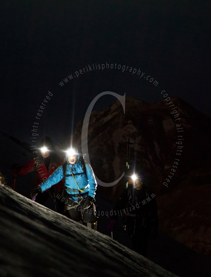 Mountaineering at the night  www.periklisphotography.com  https://www.facebook.com/PERIKLISPHOTOGRAPHY