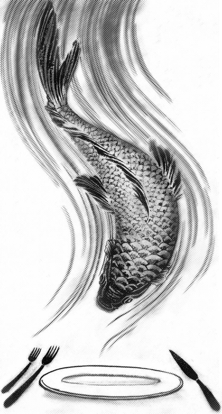 NY TIMES Op-Ed sustainable fish - Yuko Shimizu