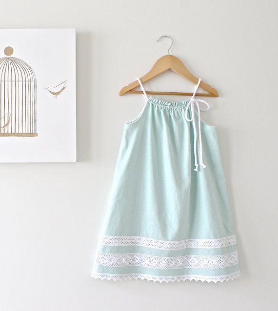 Baby Girl Top and Bloomer SetCrisp White by ChasingMini on Etsy