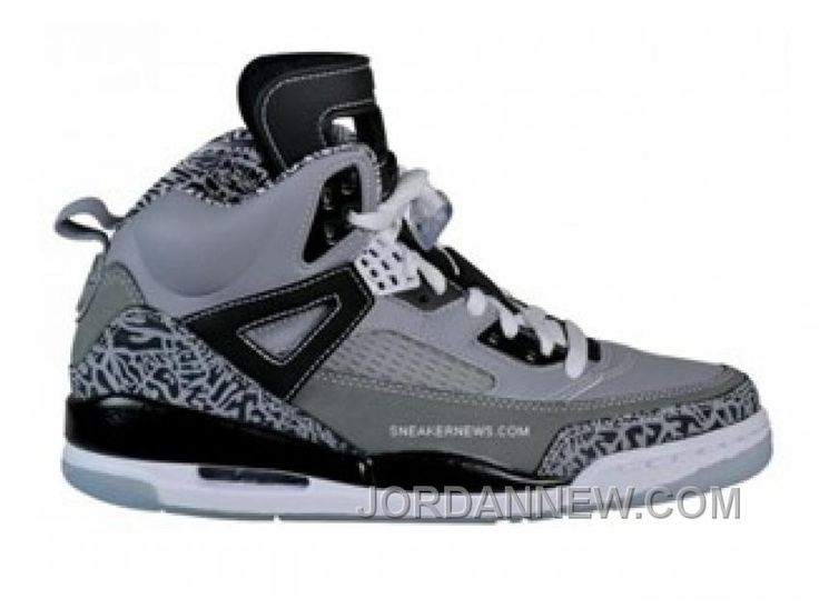 315371-091 Air Jordan Spizike Cool Grey Stealth Black Light Graphite White  A23008 Top Deals