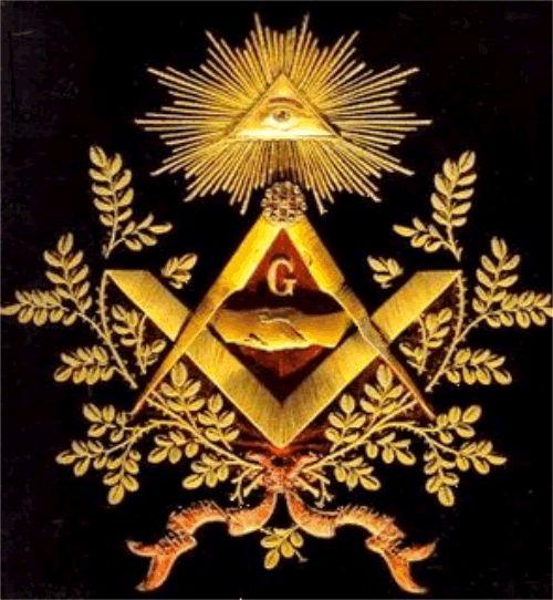 Масонский Знак - символ всевидящего ока в треугольнике. Общепринятым символом движения является треугольник, внутри которого изображается открытый глаз - (Лучезарная Дельта). В символике всемирного масонства это изображение обозначает властительную вершину. .Масонские знаки символ .