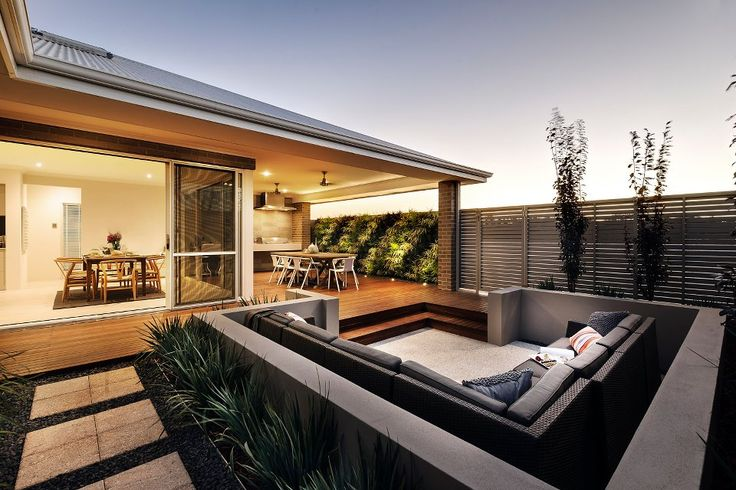 Sunken Seating And Other Home Interior Ideas: Pinterest • The World's Catalog Of Ideas