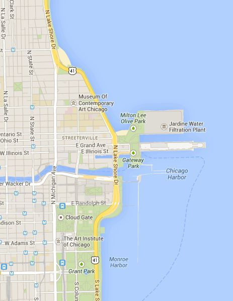chicago beaches wel e to the 2014 beach season and this map