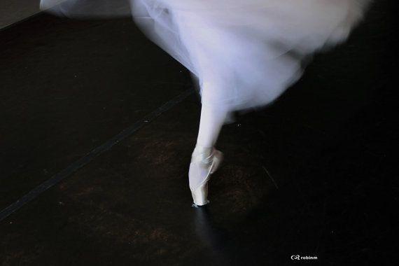 Gorgeous, love it!! ballet photography, ballet wall art, ballerina photographic art print, pointe shoes, ballet shoes, dance art, ballet home decor