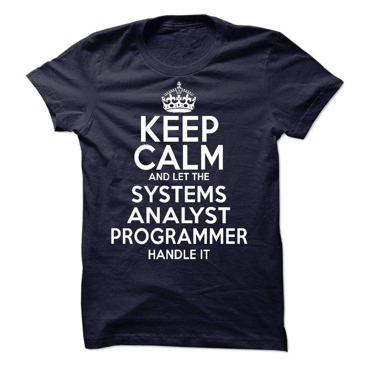 SYSTEM ANALYST - STANDARD T Shirt, Hoodie, Sweatshirt +3000 Career