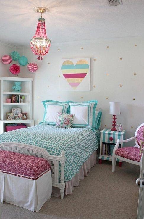 Best 25+ Girls bedroom wallpaper ideas on Pinterest
