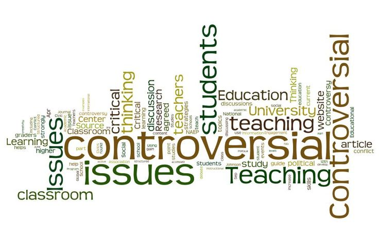 library controversial topics education
