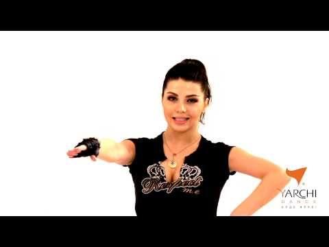 Клубный танец базовые движения от Yarchi Dance - YouTube