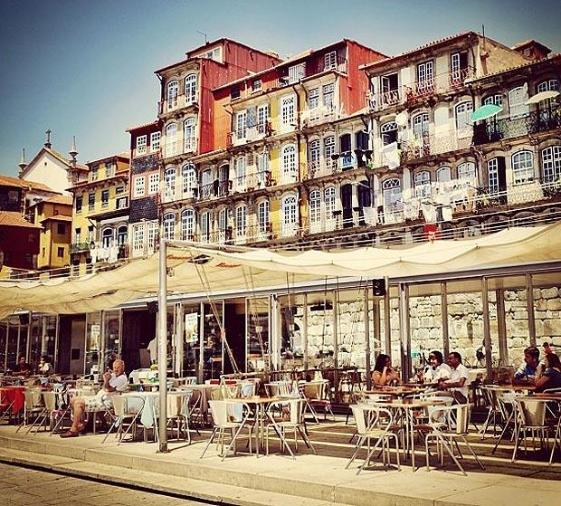 Porto is an Instagram hit - via The Sun Newspaper 02.08.2012 | Photos by Jiri Siftar #Portugal
