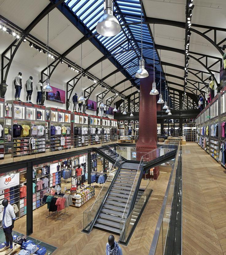 Gallery of UNIQLO Le Marais / Wonderwall 7 Uniqlo