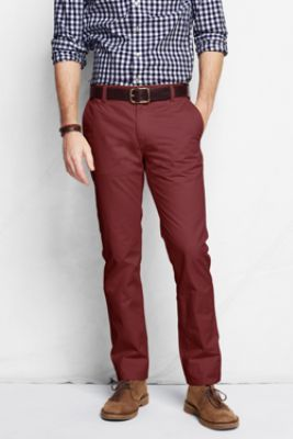 Men's Jeanos 608 Slim Fit Pants from Lands' End