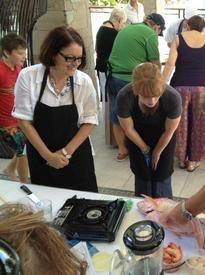 Sea Temple Cooking Master Class #portdouglas #pdcarnivale