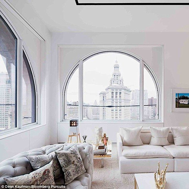 Incredible New York City Penthouse Has Four Story Mirrored SLIDE To Whizz Around Between Rooms And The Owners Dont Even Have Kids