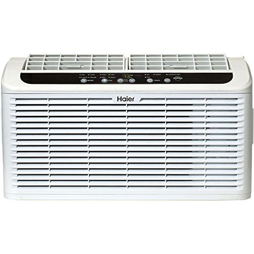 Haier ESAQ406P Serenity Series 6050 BTU 115V Window Air Conditioner with LED Remote Control - http://bigboutique.tk/product/haier-esaq406p-serenity-series-6050-btu-115v-window-air-conditioner-with-led-remote-control/