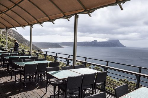 Two Oceans restaurant, Cape Point.