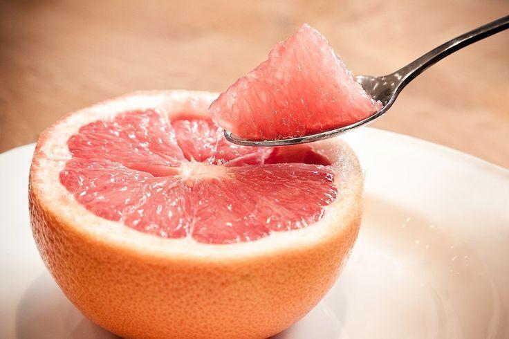 Pink Grapefruit Hcg Diet Food Lis