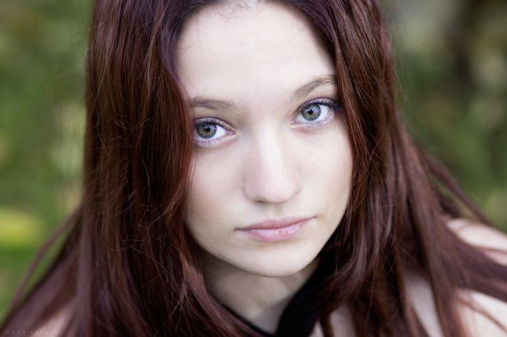 portrait colour, chicas color, retratos, ojos verdes, chicas pelirrojas, red hair, green eyes, model.