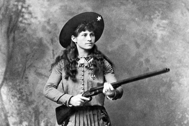 Why Everyone Wanted to See Annie Oakley: Annie Oakley