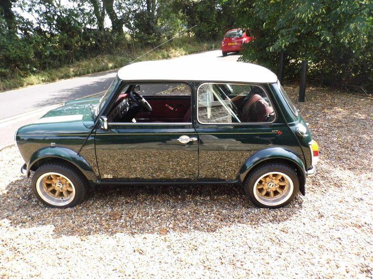 Last Ever Mini Cooper Works S!!! Brooklands Green Rover Mini Cooper Works S just 38 miles!!   Mini Cooper   G C Motors