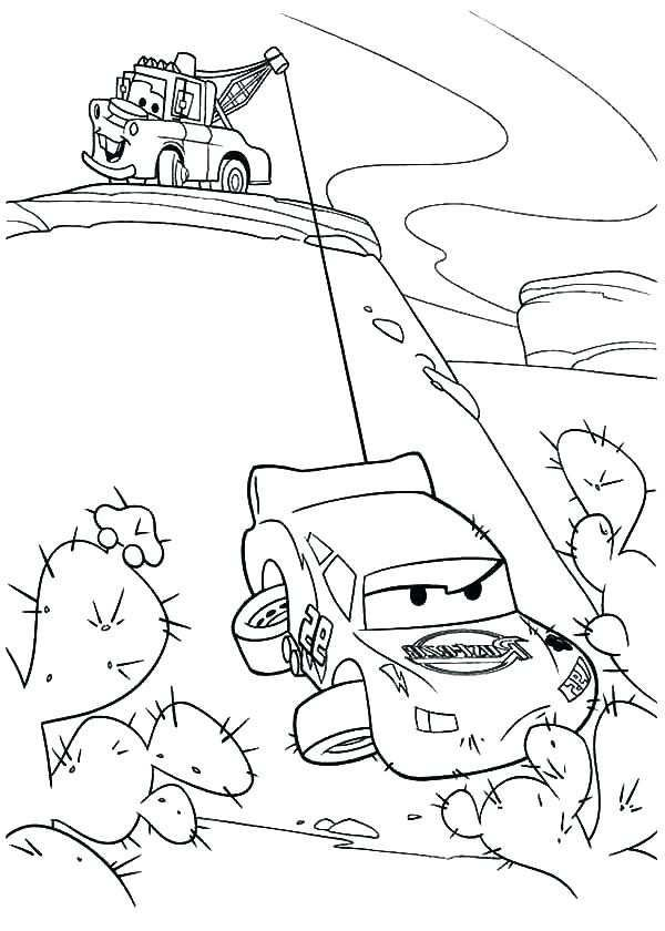 Lightning Mcqueen Coloring Sheets Disney Coloring Pages Cars
