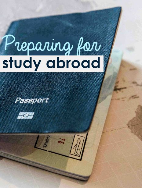 Preparing for Study Abroad