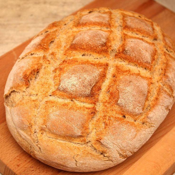 Pieczemy w domu: 5 sprawdzonych przepisów na chleb - WP Kuchnia