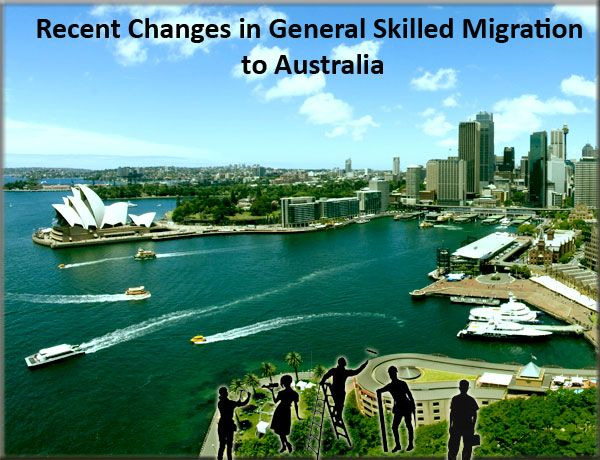 The recent changes to the general skilled migration come as breather to both the applicants and the Immigration department. While the immigrants can now make online lodgement of EOIs for a more subjective immigration, the Immigration department is also well placed with SkillSelect to manage the entire process.