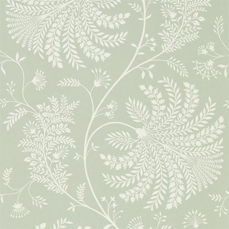 Style Library - The Premier Destination for Stylish and Quality British Design | Products | Mapperton Wallpaper (DART216341) | Art Of The Garden Wallpapers | By Sanderson