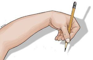 Left-handedness is the preference for the left hand over the right for everyday activities such as writing. Most left-handed people exhibit some degree of ambidexterity. Left-handedness is relatively uncommon; seven to ten percent of the adult population is left-handed.