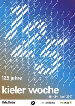 kieler woche poster